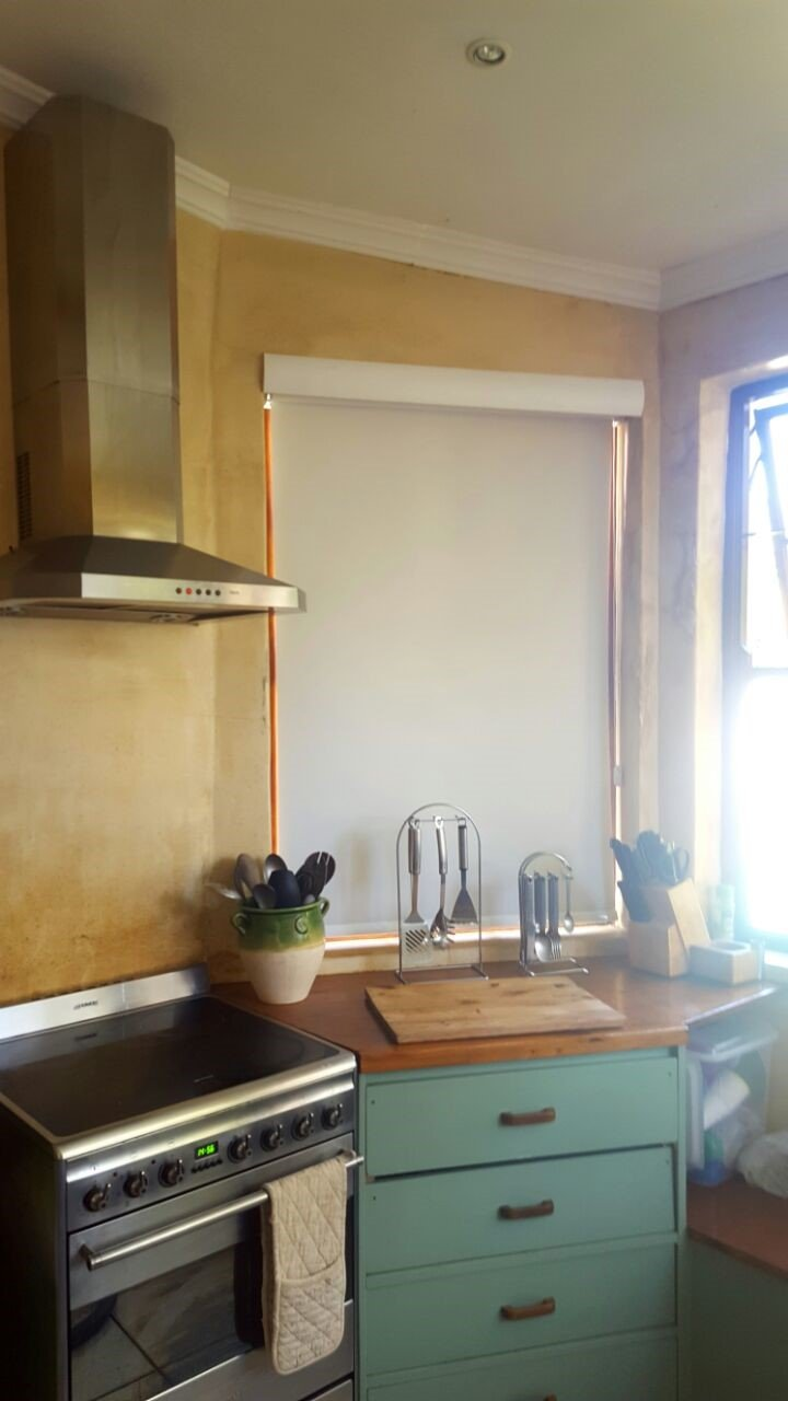 Roller Blinds For Your Kitchen Tlc Blinds Cape Town