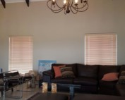 50mm White Bamboo Venetian Blinds TLC Blinds Caoe Town