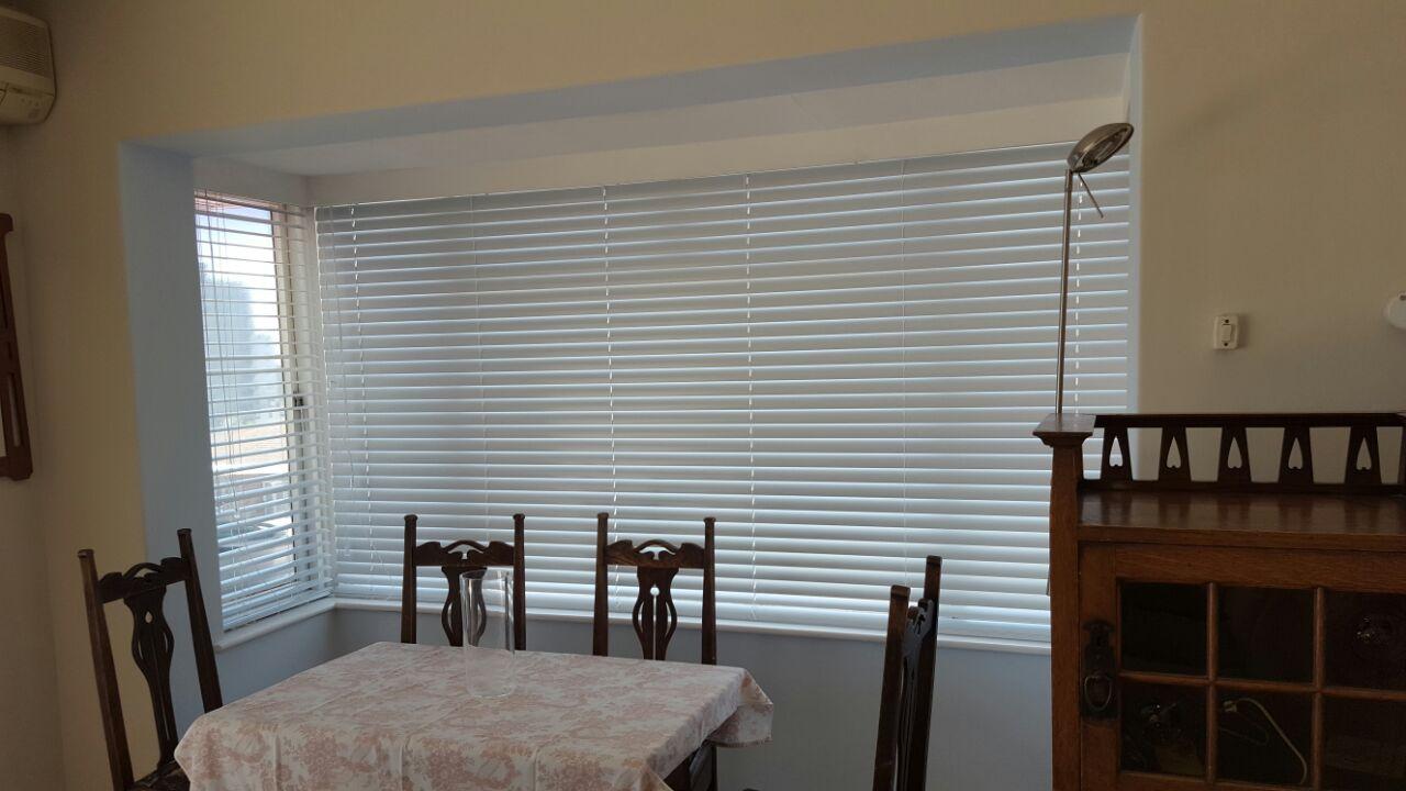 how to clean aluminum venetian blinds