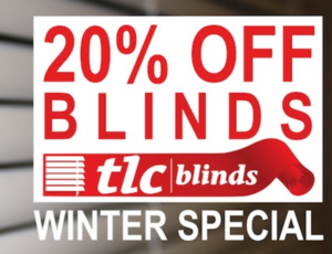 20 percent off blinds cape town