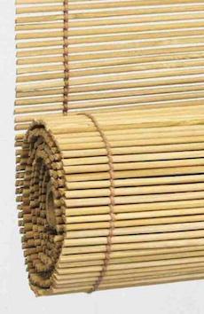 Bamboo Roller Blinds