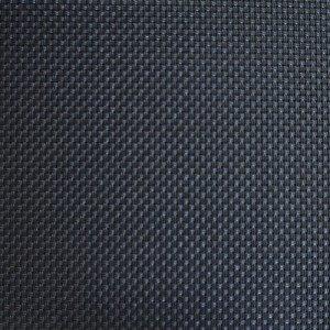 Roman Blind - Roller Blind - Sunscreen Black