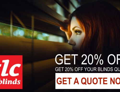 TLC Blinds Cape Town 20% Summer Special