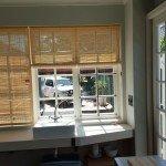 Bamboo Roller Blinds TLC Blinds Cape Town Recent Installation