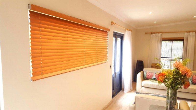 wooden Blinds venetian blinds Cape Town