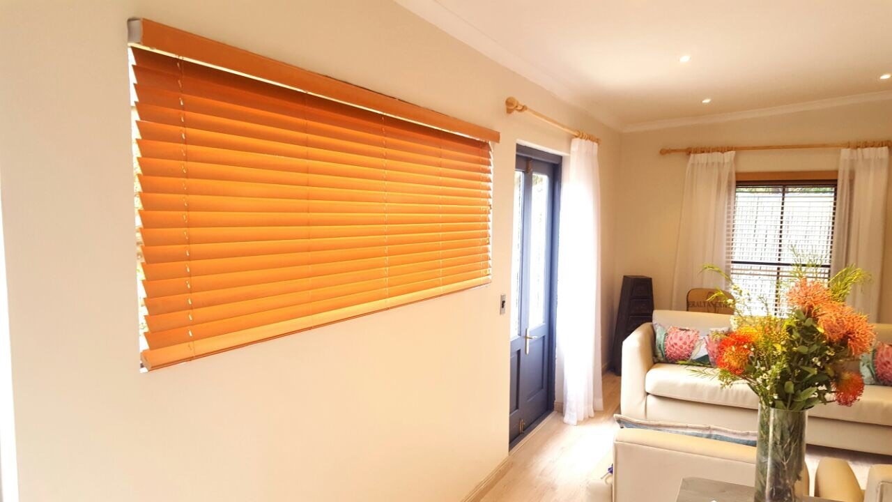 wooden Blinds venetian blinds Cape Town