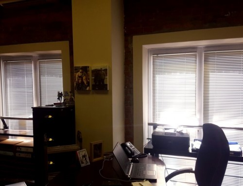Blinds for your Home Office