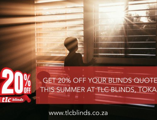 Get your blinds order in before we close for the holidays & get 20% OFF