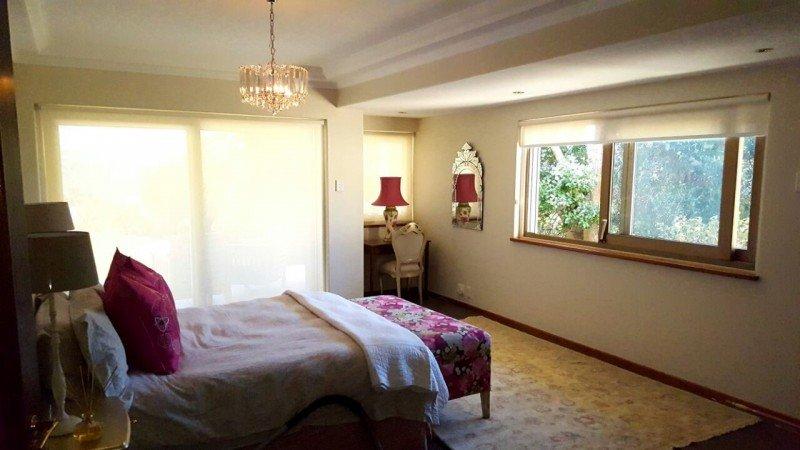 Sunscreen Roller Blinds Bedroom