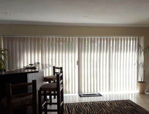 Blockout Vertical Blinds in Cape Town