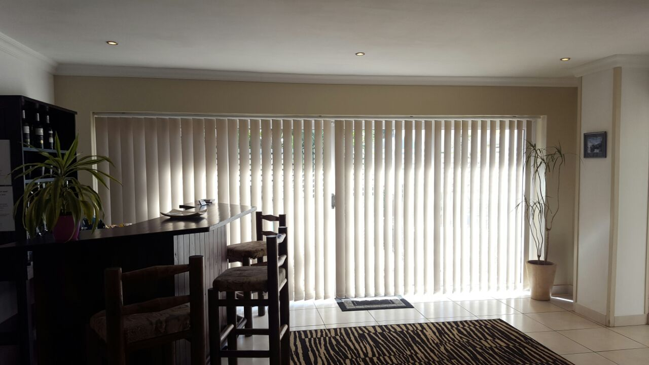 TLC Blinds Blockout Vertical Blinds Cape Town