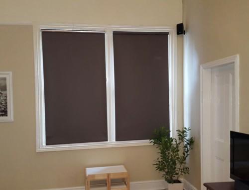 Blockout Roller Blinds & Office Blinds