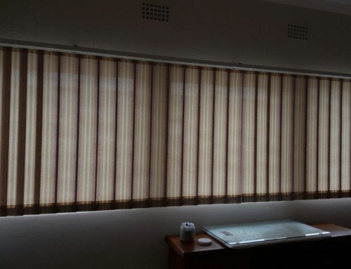Vertical Blinds for your Conference room