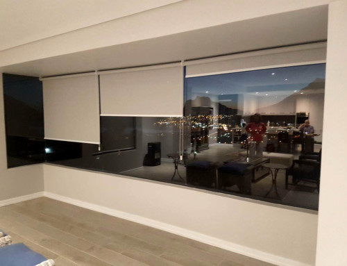 Blockout Roller Blinds in Cape Town