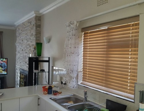Bamboo Venetian Blinds in Cape Town
