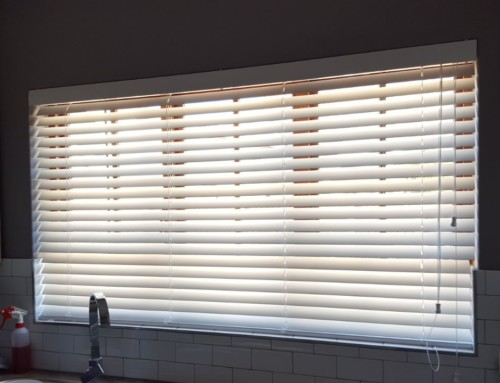 Narrow Venetian Blinds in Cape Town